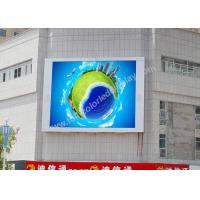 Cheap High brightness P16 full color led sign with synchronous or Synchronous for sale