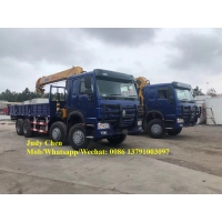 Buy cheap 6X4 12 Tons Telescopic Boom Truck Mounted Crane from wholesalers