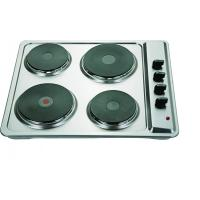 60cm Stainless steel built in electric hob Manufactures