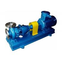 Stainless steel Chemical Transfer Pumps / IH cantilever sulfuric acid pump Manufactures