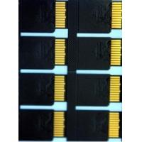 Multilayer Double Sided SD Card Ultra Thin PCB High Density For Memory Card Manufactures