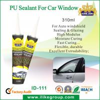Flexible Polyurethane Construction Sealant For Auto Windshield Sealing And Glazing Manufactures