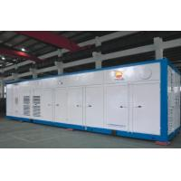 2 Stage Compressors , Lubricated Pressure Flammable Gas Compressor , 12×104Nm3/d Manufactures
