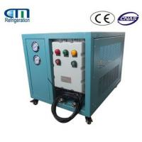 China R600A Commercial High Pressure Refrigerants Reclaiming Equipment ARI 700 on sale