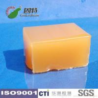 Cheap Envelope Sealer Hot Melt Adhesive Packaging Yellow Semi Transparent Color for sale