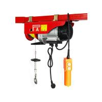 Buy cheap PA-L Series Mini Electric Hoist, MD1 Wire Rope Electric Hoist, Double Hook 110v from wholesalers