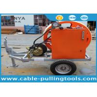 China Hydraulic Winch Type Cable Puller Tensioner on sale