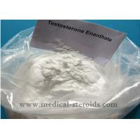 China High Purity Bodybuilding Testosterone Anabolic Steroid Testosterone Enanthate CAS 315-37-7 on sale