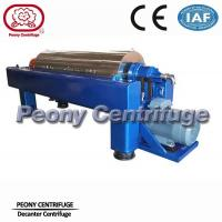 Cheap Low Speed Automatic Balance Decanter Centrifuge For Waste Water for sale