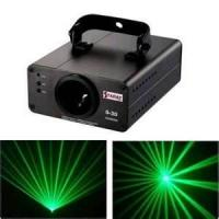 Multi Head Laser HD200GR Double tunnel red&green beam disco laser light Manufactures