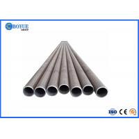 ASTM B163/B167/B444 Pickling Surface Nickel Alloy Pipe / Welded Steel Pipe Manufactures