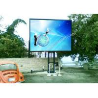 Cheap 3G / GPS / WIFI P6.25 Led Video Display Panels With Large Viewing Angle for sale