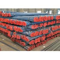 H19 / H22 Rock Drilling Tools , Carbon Steel Drill Steel Rod For Jack Hammer Manufactures