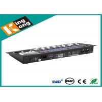 OEM Accepted Real Time Blackout 512 Channel DMX Controller with CE/ ROHS Certified Manufactures