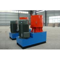 30KW Big Flat Die Wood Pellet Machines Biomass Pellet Machine 400-500KG/H Manufactures