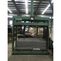 Automatic Hexagonal Gabion Mesh Packing Machine With Hydraulic Oil 120kg Manufactures