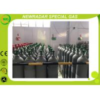 Cheap 10% Germane And Hydrogen Gas Mixtures In 49L Cylinders With CGA 632 Valve for sale