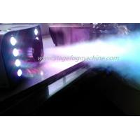 1200 Watt DMX High Output Fog Machine With 8 * 3 Watt LED Suitable For Stage, Party    X-023D