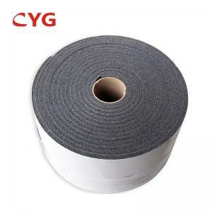 1mm Thin Thickness Cross Linked PE Foam tape Roll Bottle Cap Polyethylene Foam Insulation Manufactures