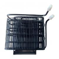 Wire Tube Refrigerator Condenser For Refrigerator Spare Parts , Water Cooled Condenser Manufactures