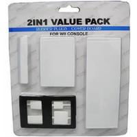 Wii 2in1 rubber plugs+cover board Manufactures