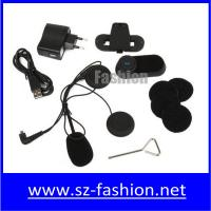 China motorcycle helmet 1000m bluetooth intercom headset on sale
