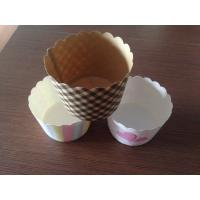 High Efficiency Coffee / Milk / Muffin Paper Cake Cup Machine Manufactures