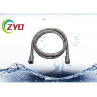Color Optional Flexible Shower Hose Cold / Heat Resistant Material