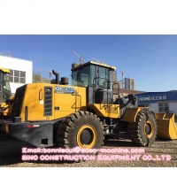 3750mm 6 Ton Front End 3.0m³ Construction Wheel Loader Manufactures