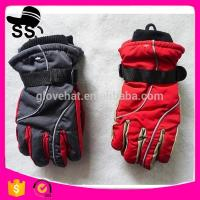 2017 hot sale Gloves manufactuer warm windproof and waterpoof ski gloves 12*24cm 135g 100%polyester Manufactures
