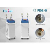 Thermage RF Microneedle Machine 5Mhz high frequency machine painless process Manufactures