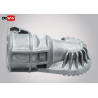 Customized Zinc Die Casting Parts In Automobile Industry High Hardness Manufactures