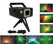 20 degrees 3 colors MINI Animation mini stage laser lighting with auto and sound mode D010 Manufactures