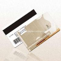 China Hico Magnetic Card on sale