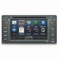 In-dash DVD Player for Toyota, with Navigation System, with Bluetooth Function Manufactures