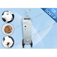 Micro - channel  808nm diode laser hair removal machine 2500W with CE Approved Manufactures