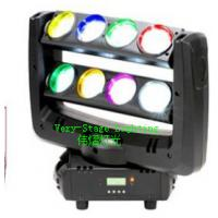 DJ/Disco/Club LED 8*10W RGBW Moving Head Beam Lighting(MSB-0810) Manufactures