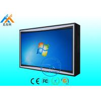 Cheap 32 Inch Wall Mounted  IP65 Waterproof Outdoor Digital Signage , 2000nits for sale