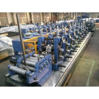 EN Standard Steel Pipe Making Machine , Pipe Welding Equipment Manufactures