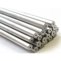 Unground or H6 Ground Cemented carbide Rods With One Central Straight Coolant Hole Manufactures