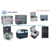 70L DC Solar Freezer, Suitable for Fishing, Camping Manufactures