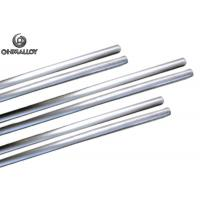 Corrosion Resistance Pure Metals Nickel Rod Ohmalloy 200 Anti Oxidation For Electronic Parts Manufactures