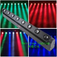 8*10W RGBW LED Bar Beam Wash Magic Light(LBB-4-0810) Manufactures