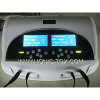 Body Cleanse Spa Foot Detox Machine , Dual Detox Foot Spa Equipment To Removes Toxins Manufactures