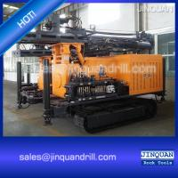 KW10 100M KW20 200M KW30 300M Crawler Portable Water Well Drilling Rig Manufactures