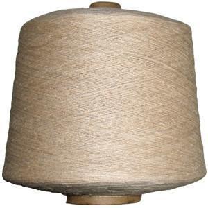 Quality 15Ne GOTS Certified Viscose Linen Blended Yarn Hand Knitting Weaving Thread Yarn for sale