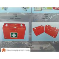 Cheap Disposable Medical Surgical Instruments With Bouffant Cap / PP Coverall / First Aid Box for sale