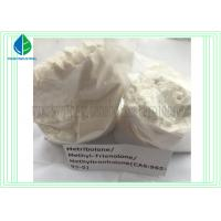 Metribolone / Methyltrienolone / Methyltrenbolone Raw Steroid Powders CAS 965-93-5 for Breast Cancer Manufactures