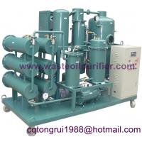 China Vacuum hydraulic oil recycling machine on sale