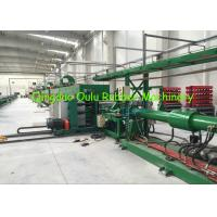 Cheap Closed Cell Elastomeric Rubber Foam Machine 6-50 mm Wall Thickness Pipe Extrusion Line for sale